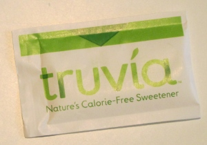 Truvia natural sweetener packet