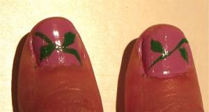 pink leaf vine thumbnails