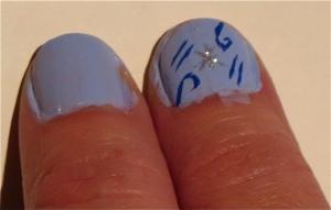 blue computer age nail design thumbnails