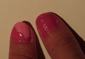 pink holstein cow nail design thumbnails