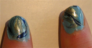 blue/green elegant marble thumbnails