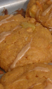carrot cake coconut pineapple scones