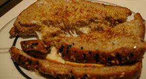 muenster french toast grilled cheese