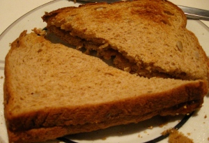 lunch liberation: Friday Cinnamon toastwich