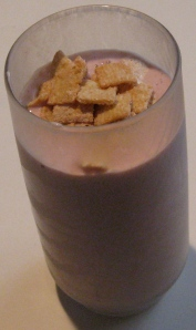 blueberry strawberry frosted toast crunch cheesecake smoothie