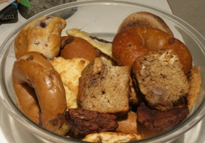 bowl of chametz