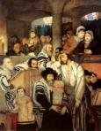 painting of Yom Kippur