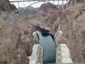 picture from Hoover Dam