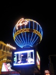 Paris Las Vegas balloon