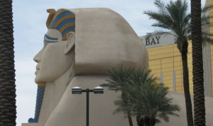 Las Vegas: Sphynx at the luxor