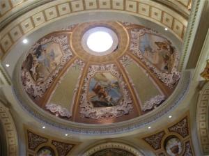 Las Vegas: Venetian ceiling art