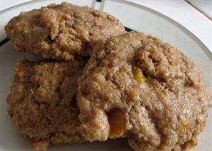 ringo starr inspired peaches and cream scones