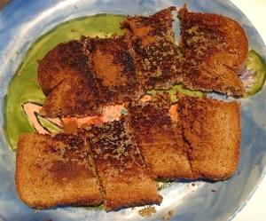cinnamon toast dippers