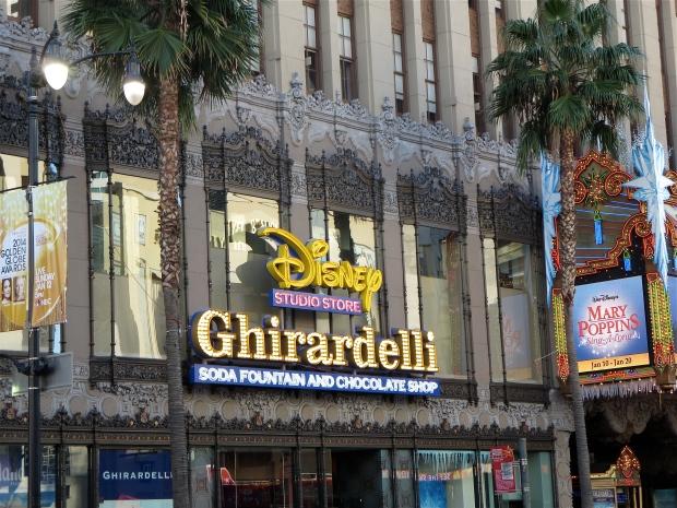 Disney Ghirardelli Hollywood