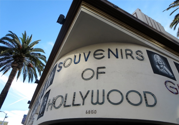 Souvenirs of Hollywood