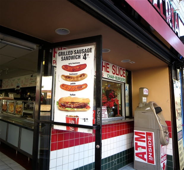 sausage sandwich shop in Hollywood