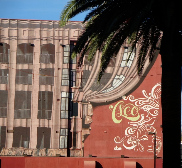 building art Hollywood