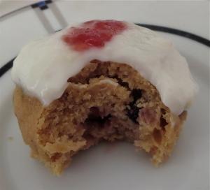 cheesecake cupcake blueberry strawberry raspberry