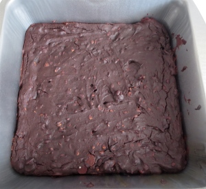 black bean brownies chocolate cinnamon spice