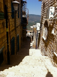 Safed Israel view