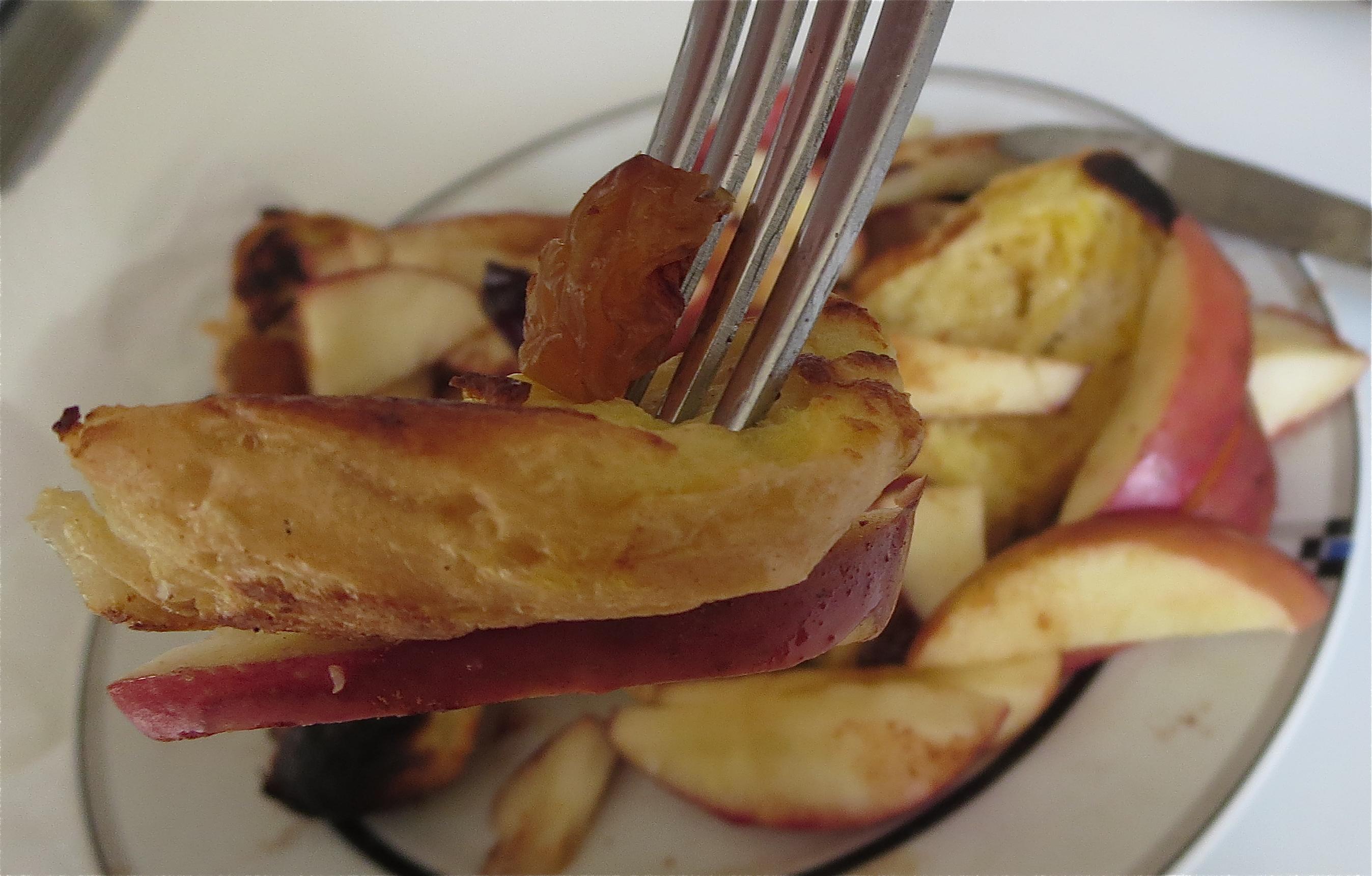 Holiday Apple-Raisin Challah Recipe — Dishmaps