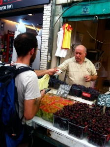 Israel Jerusalem shuk market