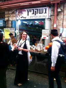 shuk market Jerusalem, Israel
