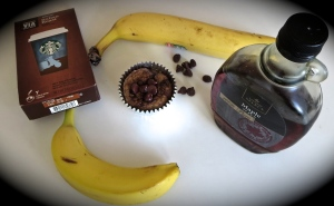 instant coffee muffins banana chocolate coffee maple oatmeal