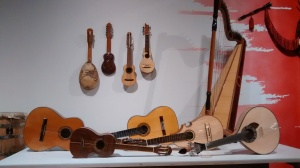 musical instruments at Grandes Maestros NHM
