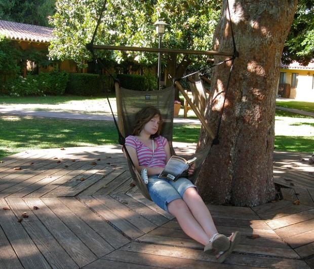 Inn Marin adolescent girl angry